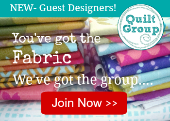 Got Fabric? We've got the group. Quilt-Group. Come join us.