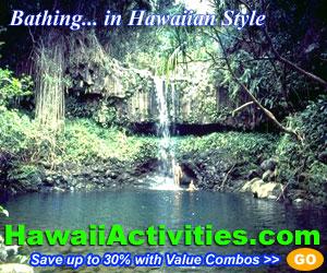 Waterfalls tours Hawaii