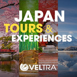 Find best Japan tours for winter, spring, summer or fall