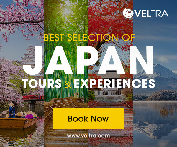 Book best Japan tours for winter, spring, summer or fall