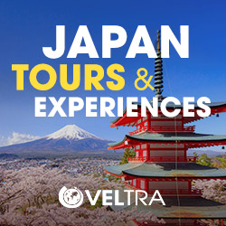 Experience Japan spring and cherry blossoms season with VELTRA
