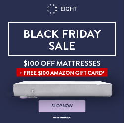 Black Friday Sale: $100 off + $100 Amazon Gift Car