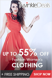 Welcome to twinkledeals.com, fashion women's clothing is waiting for you, just come and buy, buying is saving!