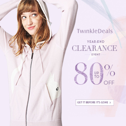 Get your favorite style at Twinkledeals before it's gone! Enjoy free shipping and up to 80% OFF! Shop now!