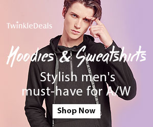 Men's Hoodies & Sweatshirts Special Sale Online: Stylish Men Must-Have For A/W