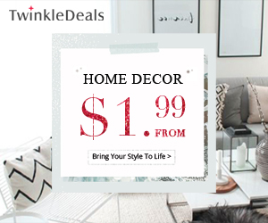 Bring your style to life at twinkledeals! All starting from $1.99! Shop your favorite home decor now! Free shipping worldwide!