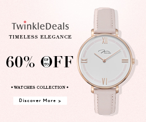 Watches Collection: Up to 60% OFF + Free Shipping!