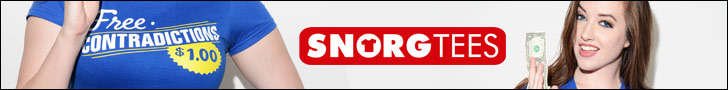 Snorg Tees - New Funny T-Shirts Every Week - Cool Graphic Tee Shirts