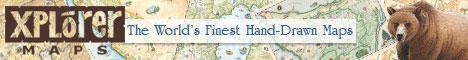 Hand-Drawn Maps