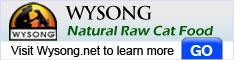 Natural Raw Cat Food