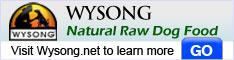 Natural Raw Dog Food