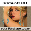 Special $5 discount for LWA US Shopping Mall customers at Harry Mason Designer Jewelry!