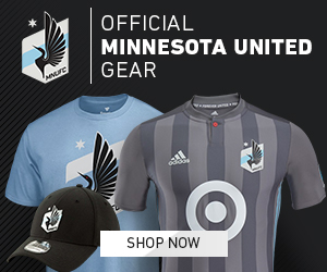 Official Minnesota United FC Gear Available at MLSStore.com