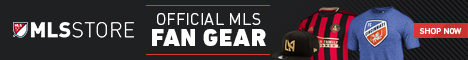 Shop for over 4000 items of officially licensed MLS Merchandise at MLSStore.com