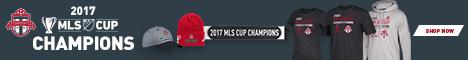 Toronto FC 2017 MLS Cup Champions