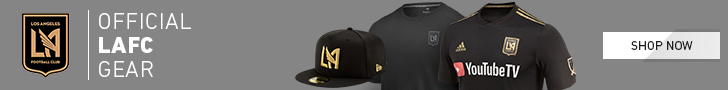 Official LAFC Gear Available at MLSStore.com