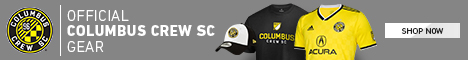 Get Official Columbus Crew SC Gear At MLSStore.com