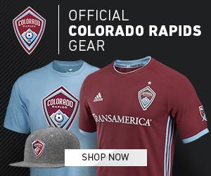 Get Official Colorado Rapids Gear At MLSStore.com