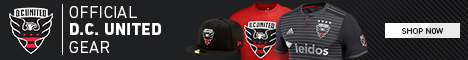 Official D.C. United Gear Available at MLSStore.com