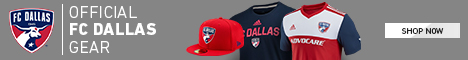 Official FC Dallas Gear Available at MLSStore.com