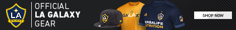 Official LA Galaxy Gear Available at MLSStore.com