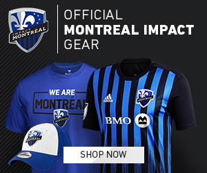 Official Montreal Impact Gear Available at MLSStore.com