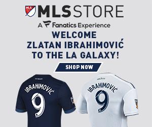 Shop for Zlatan Ibrahimovic LA Galaxy Gear at MLSStore.com