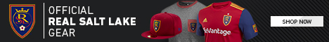 Official Real Salt Lake Gear Available at MLSStore.com