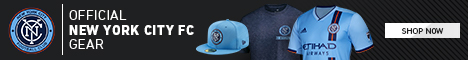Official New York City FC Gear Available At MLSStore.com