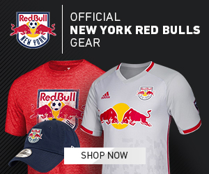 Official New York Red Bulls Gear Available at MLSStore.com
