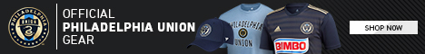 Official Philadelphia Union Gear Available at MLSStore.com