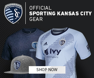 Official Sporting KC Gear Available at MLSStore.com