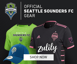 Official Seattle Sounders Gear Available at MLSStore.com