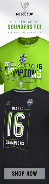 Shop for Sounders FC MLS Cup Champs Gear at MLSStore.com