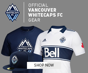 Official Vancouver Whitecaps FC Gear Available at MLSStore.com