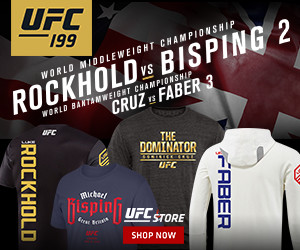 Shop for UFC 199 Fighter Merchandise at UFCStore.com