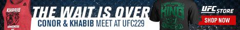 Shop Khabib vs McGregor UFC 229 Gear at UFCStore.com