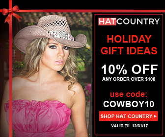 5% OFF at HatCountry with Coupon Code WARMUP5