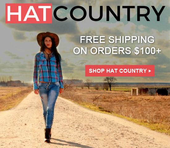 Free Shipping HatCountry.com