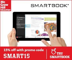 SmartBook - 15% Discount
