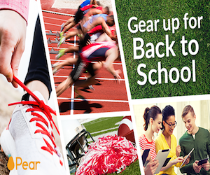 Back to School Sponsorships at Pear