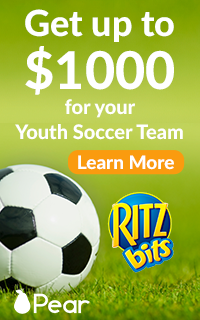 Get up to $1000 for Custom Youth Soccer Apparel from Ritz Bits