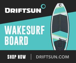Driftsun Wakesurf Board