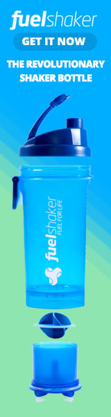 Fuel Shaker Bottle