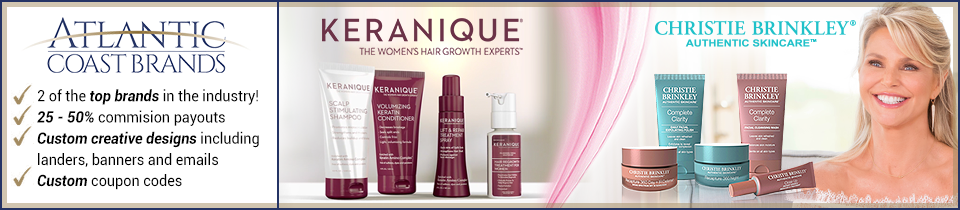 Keranique Beauty Products