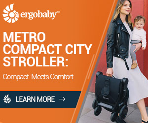 Ergobaby Compact City Stroller