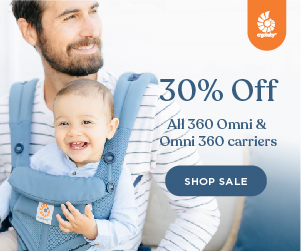 Father's Day 2021 - 30% off All 360 Omni & Omni 360 Carriers