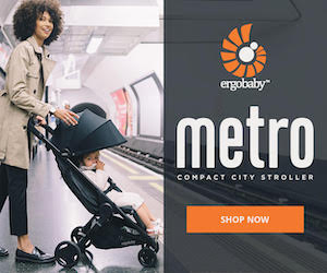 Shop Ergobaby Metro Stroller