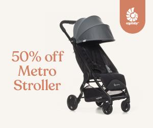 50% off Metro Stroller