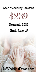 Lace Wedding Dresses For Sale $239